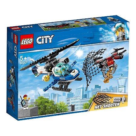 Lego City - Sky Police Drone Chase - Original Lego