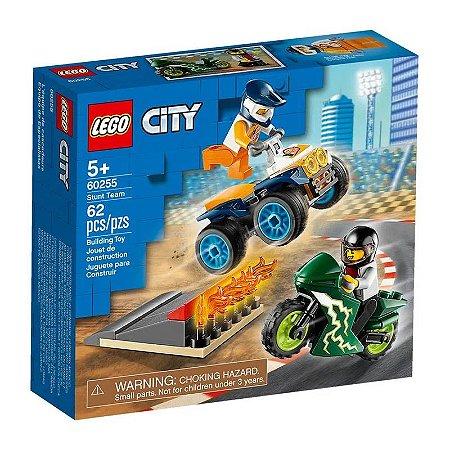 Lego City - Stunt Team - Original Lego