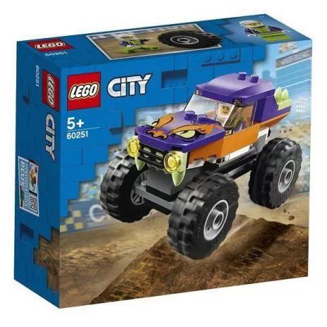 Lego City - Monster Truck - Original Lego