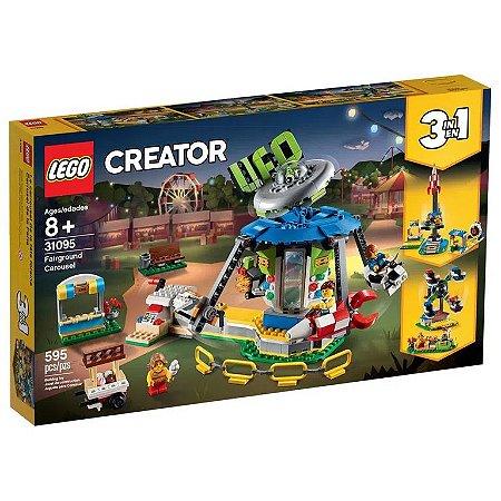 Lego Creator - Fairground carousel - Original Lego