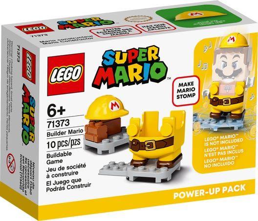 Lego Super Mario - Builder Mario - Original Lego