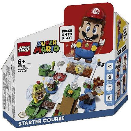 Lego Super Mario - Adventures With Mario - Original Lego