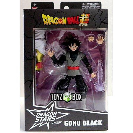 Figura de Animação - Dragon Ball Super - Dragon Stars - Goku Black
