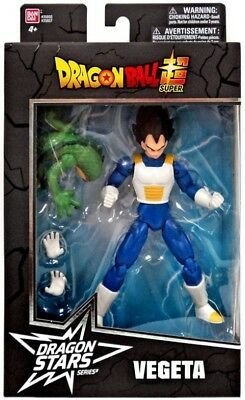 Figura de Animação - Dragon Ball Super - Dragon Stars - Vegeta