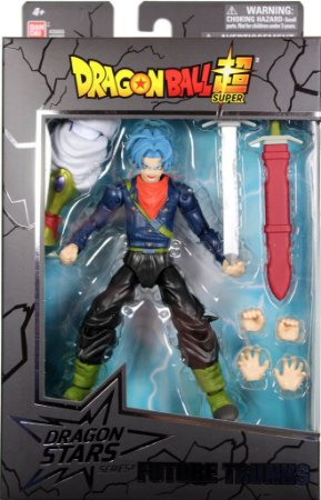 Figura de Animação - Dragon Ball Super - Dragon Stars - Future Trunks