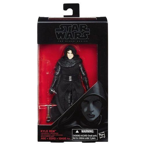 Figuras 15cm - Star Wars The Black Series - Kylo Ren