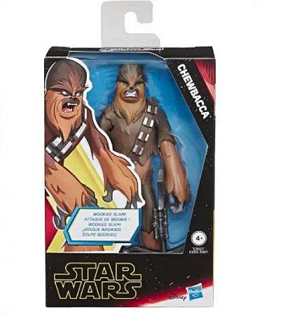 Figuras 12cm - Star Wars Galaxy of Adventures - Chewbacca