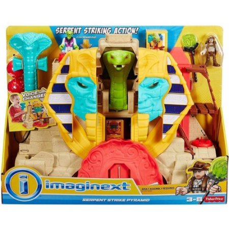IMAGINEXT DRM07 PIRAMIDE SERPENTE