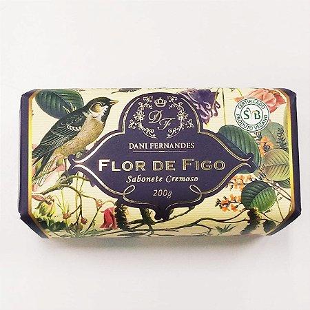 SABONETE EM BARRA FLOR DE FIGO 200 G
