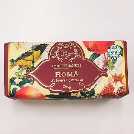 SABONETE BARRA ROMA 200 G
