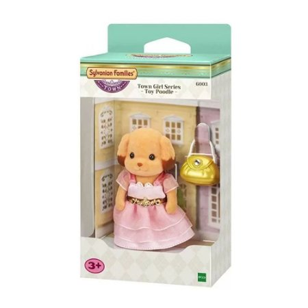 TOWN GIRL SERIES - POODLE TOY
