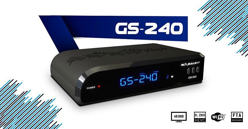 G.L.O.B  GS240 PLUS