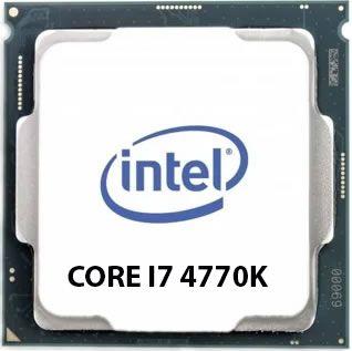 PROCESSADOR INTEL CORE i7 4770K 3.5GHZ 8MB HASWELL LGA1150 *OEM (SEM CAIXA)