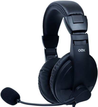 HEADSET ATENDIMENTO OEX CALL PRO USB HS102
