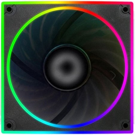 COOLER FAN BLUECASE RGB RING BFR-21RGB