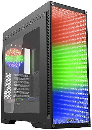 GABINETE GAMEMAX INFINIT RGB M908