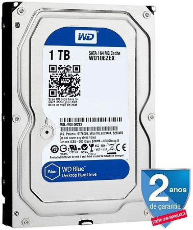HD DESKTOP WD BLUE 1TB 7200RPM WD10EZEX