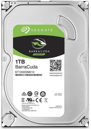 HD DESKTOP SEAGATE BARRACUDA 1TB 7200RPM ST1000DM010