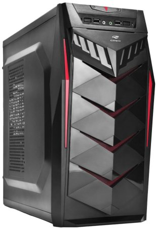 GABINETE C3TECH GAMER MT-G70BK