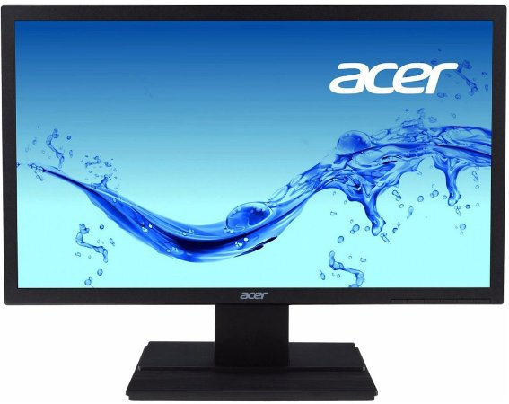"MONITOR ACER 19.5"" LED HD HDMI/VGA/DVI V206HQL"