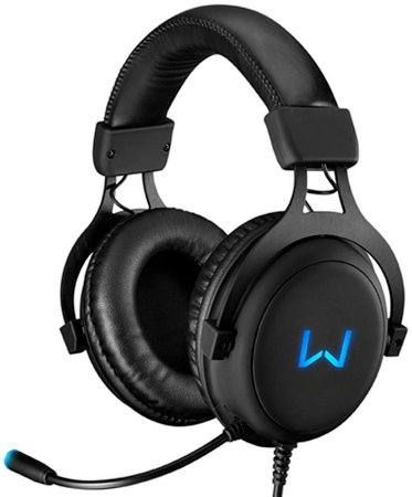 HEADSET MULTILASER WARRIOR VOLKER GAMER 7.1 PH258