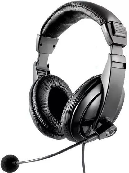 HEADSET MAXPRINT PROFISSIONAL 6011444