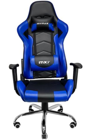 CADEIRA GAMER MYMAX MX7 MGCH-002/BL
