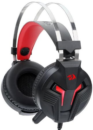 HEADSET REDRAGON MEMECOLEOUS GAMER H112