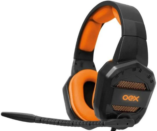 HEADSET OEX CONQUEST GAMER HS406