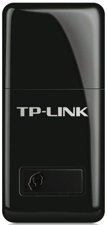 ADAPTADOR WIFI  TP-LINK 300MBPS USB TL-WN823N