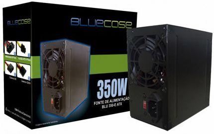 FONTE BLUECASE 350W BLU350-E BLU350ECASE