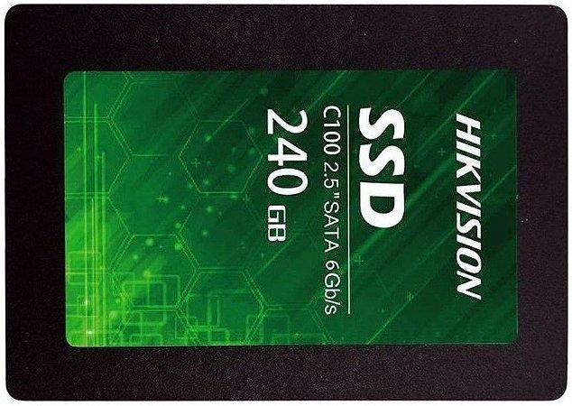 SSD HIKVISION 240GB SATA III HS-SSD-C100/240G