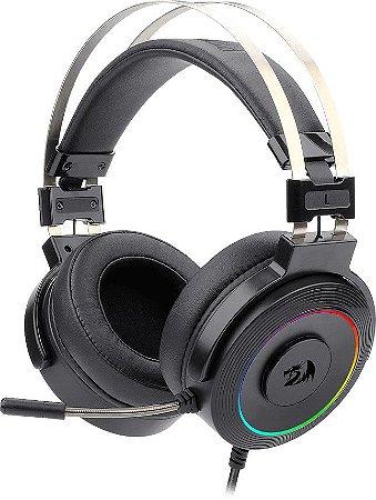 HEADSET REDRAGON LAMIA2 7.1 RGB GAMER H320RGB-1