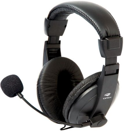 HEADSET C3TECH VOICER COMFORT MI-2260ARC