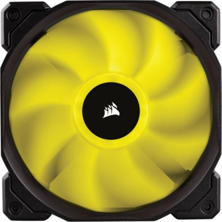 COOLER FAN CORSAIR SP120 120MM RGB COM CONTROLADOR