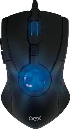MOUSE GAMER OEX ENERGY MS301 3200DPI