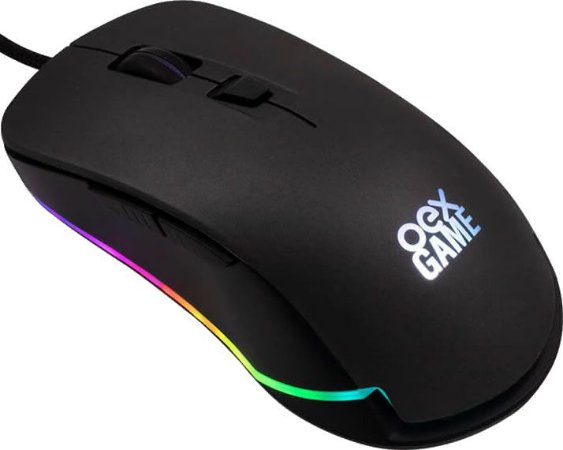 MOUSE GAMER OEX CRONOS MS320 7200DPI