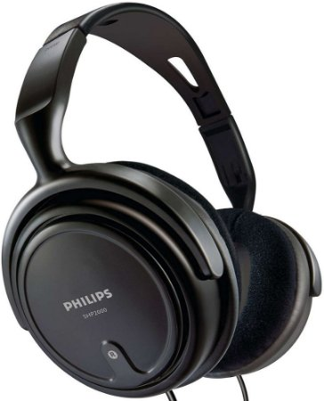 HEADPHONE PHILIPS SHP2000/10