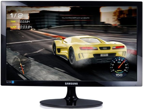 "MONITOR GAMER SAMSUNG 24"" LED FULL HD 75HZ 1MS HDMI/VGA LS24D332HSXZD"