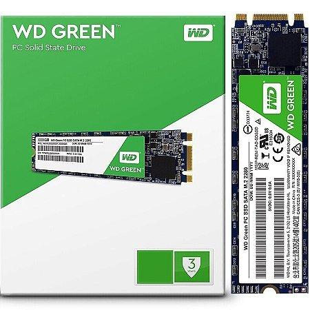 SSD WD GREEN 480GB M.2 2280 WDS480G2G0B