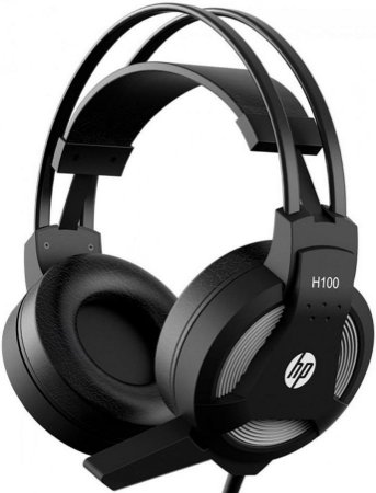 HEADSET HP H100 GAMER 7QV34AA#ABM