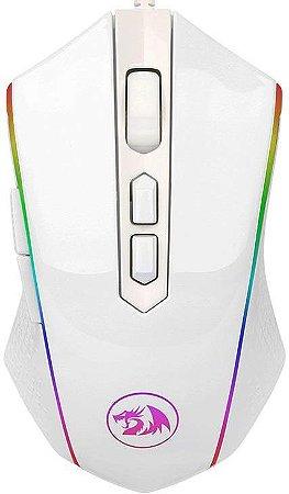 MOUSE GAMER REDRAGON MEMEANLION CHROMA M710W-RGB 10000DPI