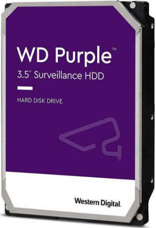 HD DESKTOP WD PURPLE 2TB SURVEILLANCE 5400RPM WD20PURZ