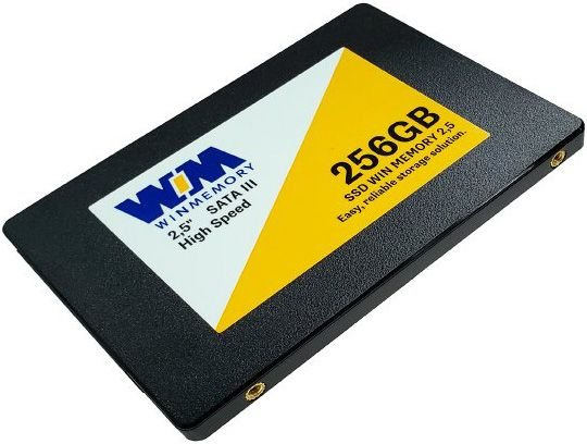 SSD 256GB WINMEMORY SATA III SWR256G