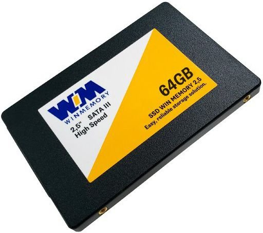 SSD WINMEMORY 64GB SATA III SWR064G