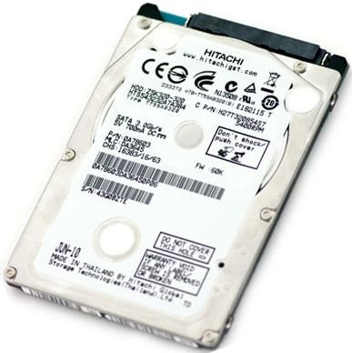 HD NOTEBOOK HITACHI 250GB 5400RPM Z5K320-250 (SEMINOVO)