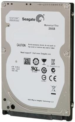 HD NOTEBOOK SEAGATE MOMENTUS 250GB 7200RPM ST9250410AS (SEMINOVO)