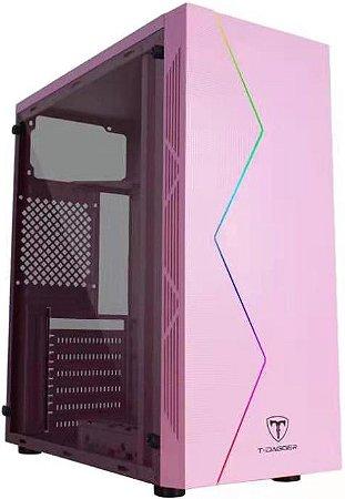GABINETE T-DAGGER RGB TGC-P03P - SEM COOLERS