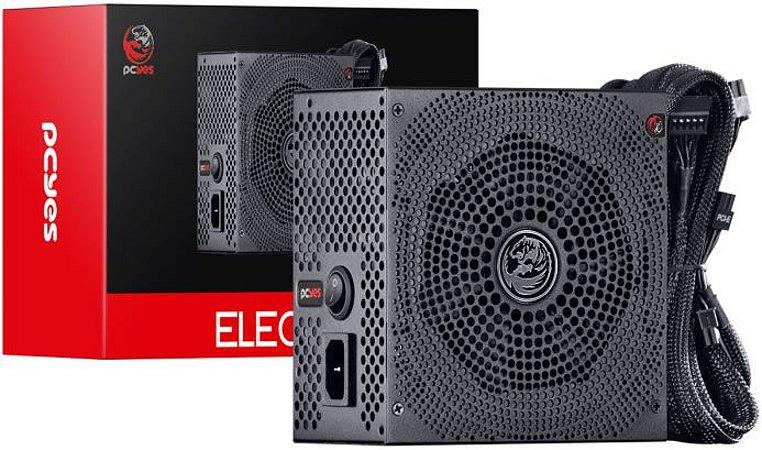 FONTE PCYES 750W ELECTRO V2 80PLUS BRONZE ELECV2PTO750W