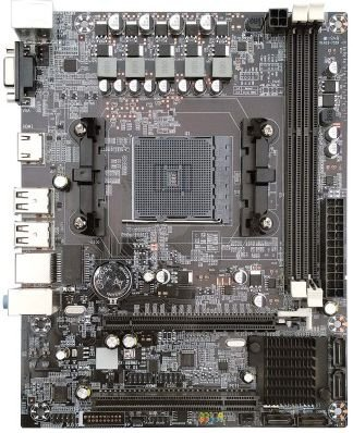PLACA MÃE AMD BLUECASE BMBF68-D DDR3 FM2+